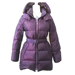 Coach Down Coat Jacket Puffer